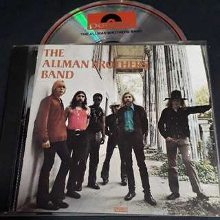the allman brothers band cd rock
