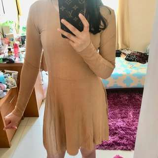 Forever 21 - Dress, Chocolate, size XS