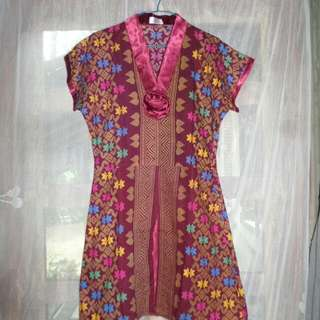 Pekalongan Batik dress