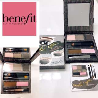 Exclusive Benefit Smokey Eye Kit (Sold out online)