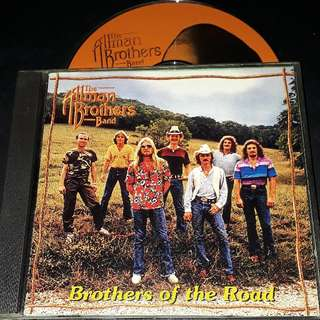 thr allman brothers band (brothers on the road) cd rock