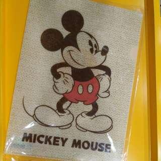 【日本製】Disney A4 FOLDER 迪士尼米奇 Mickey
