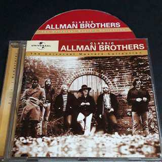 The allman brothers (classic) cd rock