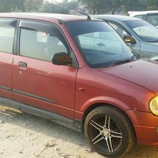 Perodua Kelisa 2003