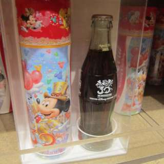 東京迪土尼30週年版可樂