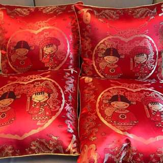 Cushion 4 個
