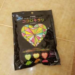 日本Kanro💕愛心發光糖
