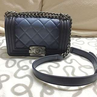 CHANEL - Mini Boy Chanel Bag
