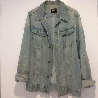 Levi Jeans - Size 12 oversized denim jacket