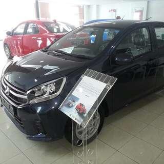Perodua Axia G Diskaun CNY Full Loan