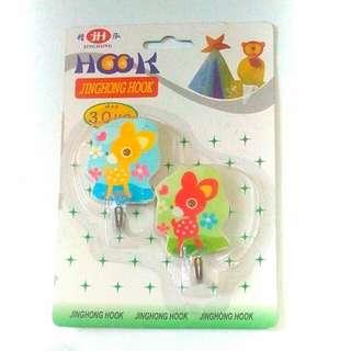 Bambi Adhesive Hooks