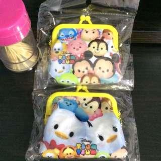 Disney Tsum Tsum @ 黃色散子包