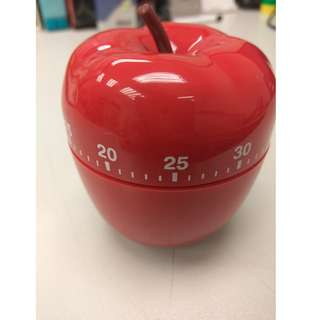 蘋果計時器