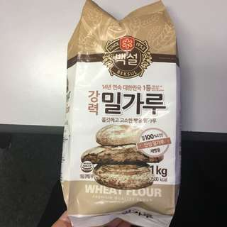 韓國麵包粉(高筋粉)
