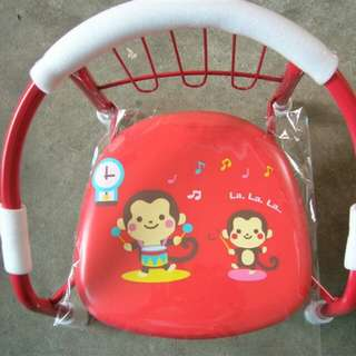 Baby chair with sound