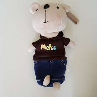 Metoo Bear Pouch