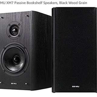 BNIB CREATIVE SPEAKERS E-MU XM7 fast sell