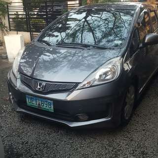 2012 Honda Jazz 1.5 AT Top of the Line