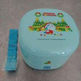 Doraemon 2-tier Meal box / Lunch box