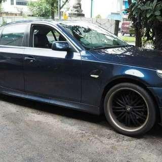 BMW E60 520 SG