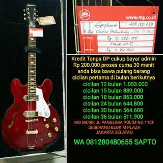 Gitar Epiphone casino bisa cicil tanpa dp