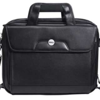 Brand new Dell Classic Leather Laptop carrying case