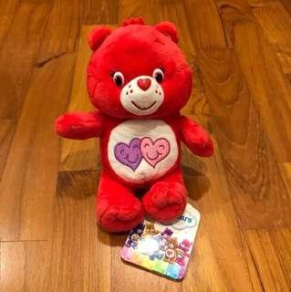 BNWT care bear stuff toy/plushie