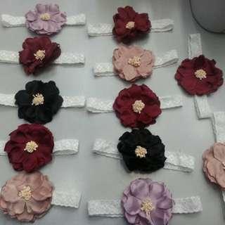 Baby Headbands 2-RM10