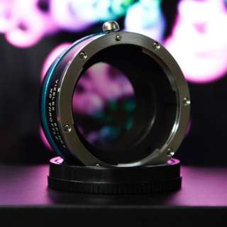 Vizelex ND Throttle Lens Mount Adapter (Canon EF - Sony E mount)
