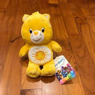 BNWT Care Bear stuff plush/toy/plushie