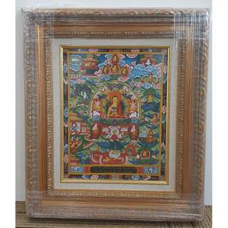 Old Vintage Thangka