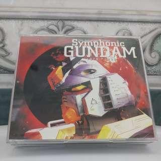 CD Symphonic Gundam