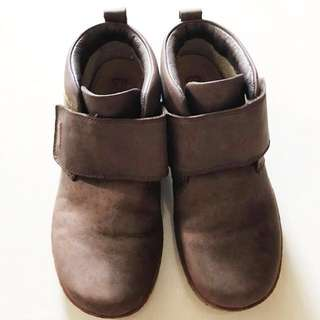 Authentic Camper Leather Shoes for Boys