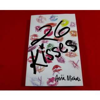 26 Kisses by Anna Michels