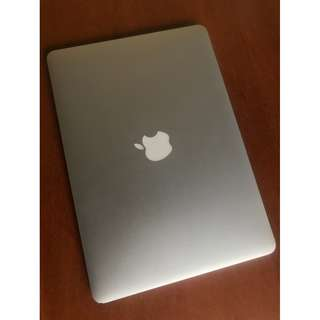 Jual BU macbook air 13 inch early 2015