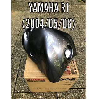 Yamaha R1 2004-2006 Fuel Tank (Dark Gray) (23719)