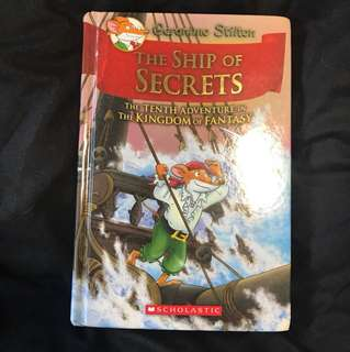 The Ship of Secrets