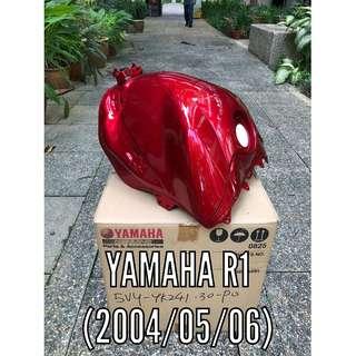 Yamaha R1 2004-2006 Fuel Tank (Maroon) (21282)