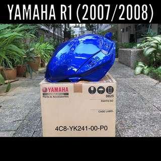 R1 2007-2008 Fuel Tank (Blue) (26380)