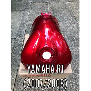 R1 2007-2008 Fuel Tank (Maroon) (29247)