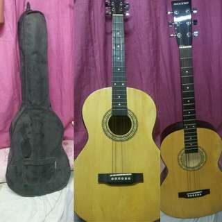 (OPEN FOR SWAP) ACCENT ACOUSTIC GUITAR