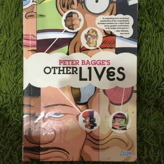 Other lives peter bagge