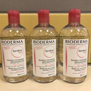 Bioderma 紅水 (500ml)
