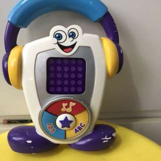 Fisher price radio