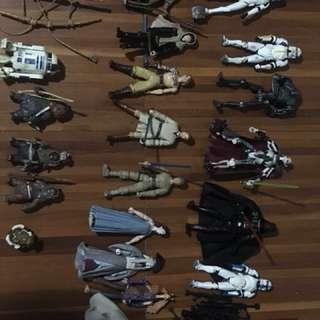 Starwars: The Saga Collection
