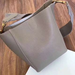 Celine sangle tote bag Small  Brown