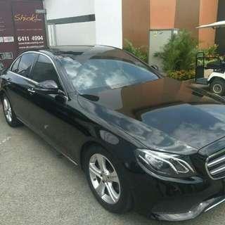 Merc Benz E220d 9G