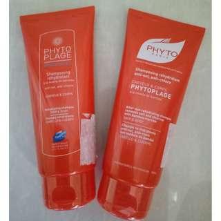 🚚 Phytoplage Rehydrating Shampoo for Hair & Body 200ml (removes chlorine & salt)
