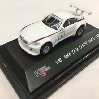 1:87 BMW Z4 M COUPE RACE CAR