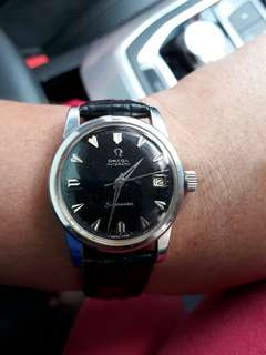 Authentic Omega Seamaster Automatic